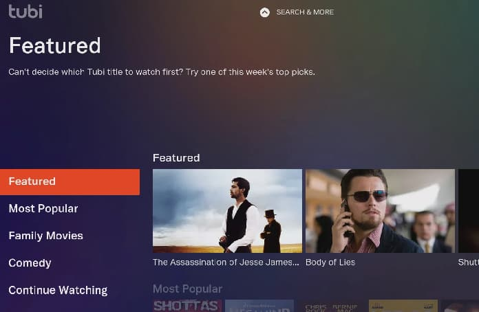 watch free movies on android tv