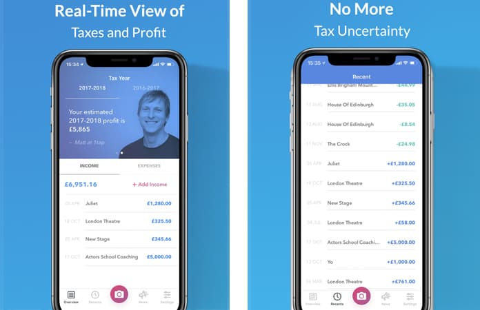 iphone tax app