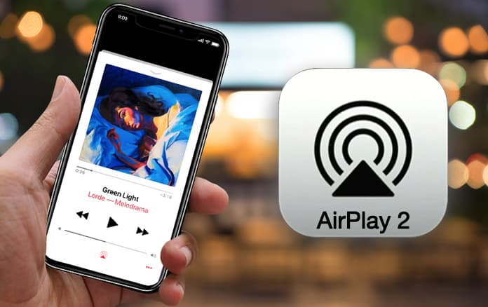 how to use airplay 2