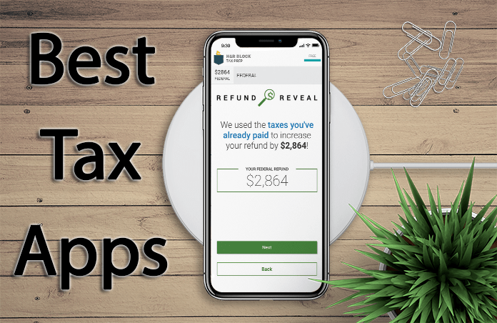 best tax apps for iphone