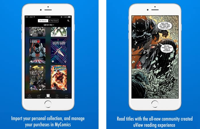 best mobile comic reader