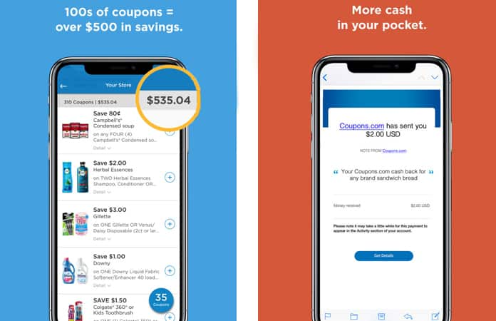 best coupon app for ios