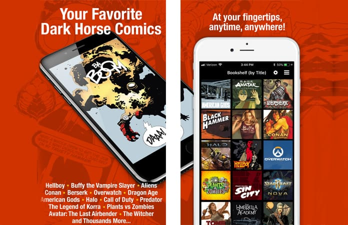 best comic reader for ipad