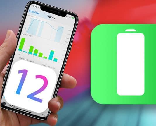improve ios 12 battery life