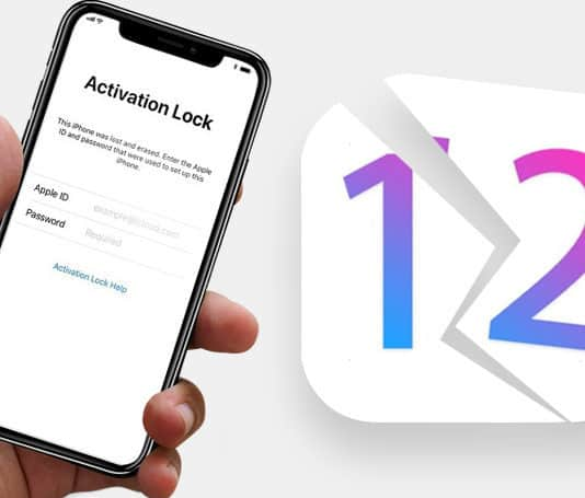bypass icloud ios 12