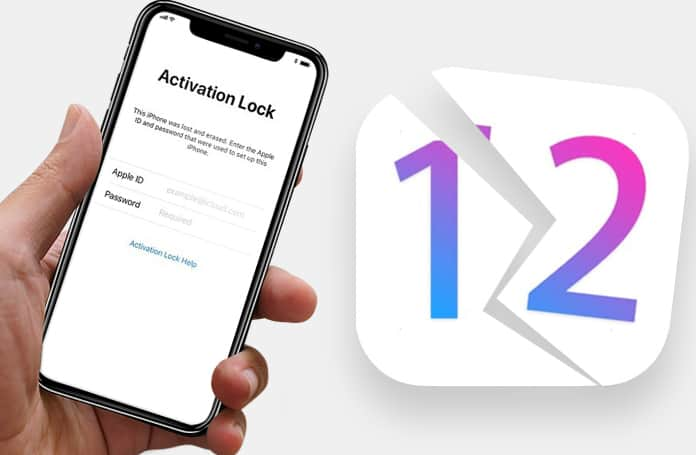 activation lock bypass ios 12.1.1