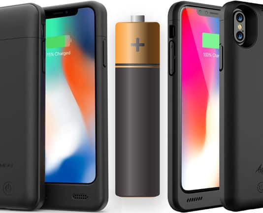 best iphone x battery cases