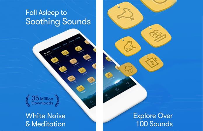 iphone help sleeping app