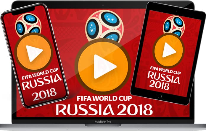 Live Stream FIFA World Cup 2018