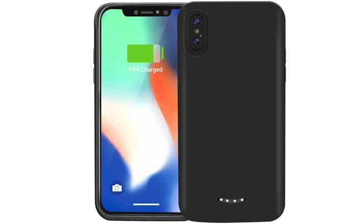 smart battery case for iphone x