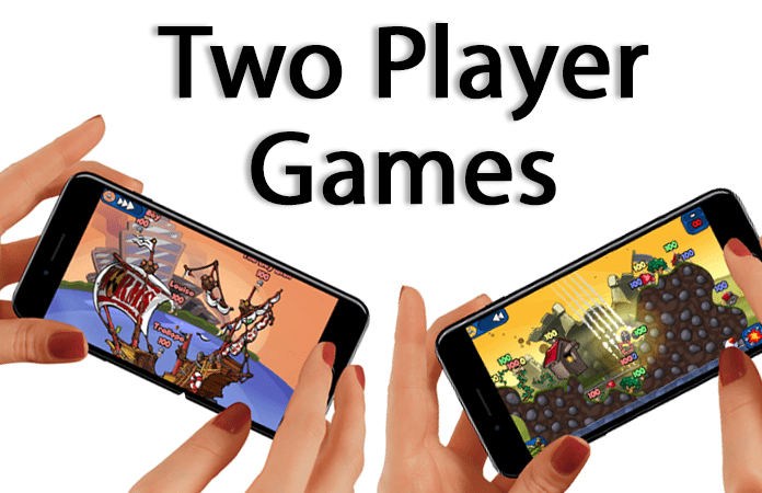best two player games for iphone