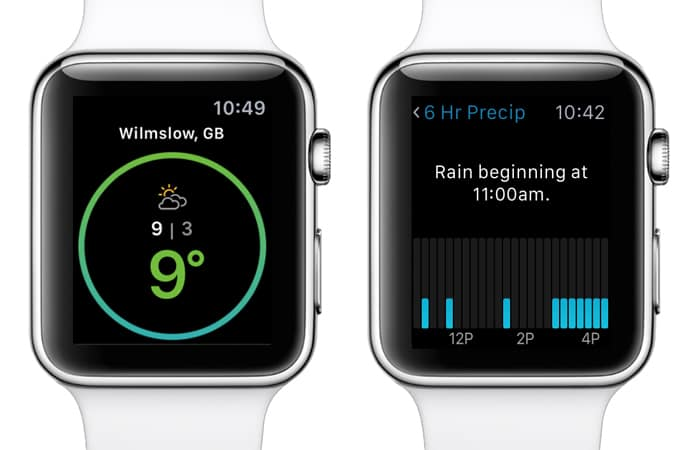 best weather app for watchos