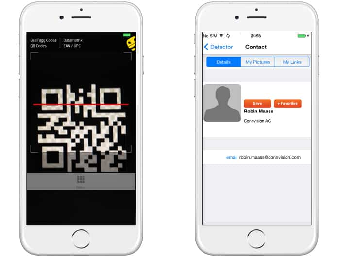 best free barcode scanner app for iphone