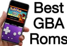 best gba4ios roms