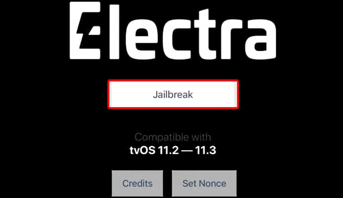 Jailbreak apple tv 11.3.1