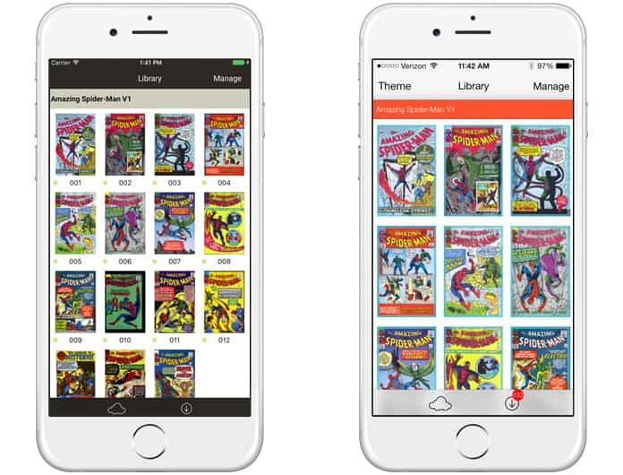 best comic reader iphone