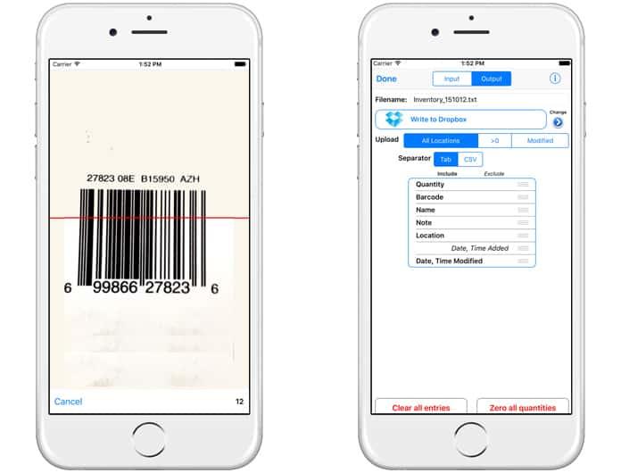 barcode scanning app download