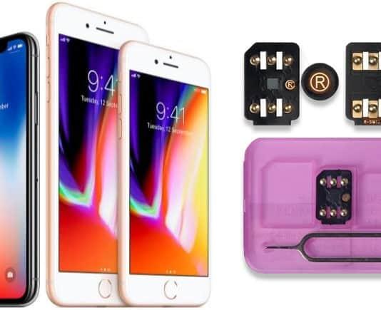 unlock iphone with r-sim