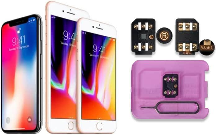 ac0742c58a6 How to Use R-SIM 12 to Unlock iPhone X/8/7/6S/6/5S/SE/5C/5