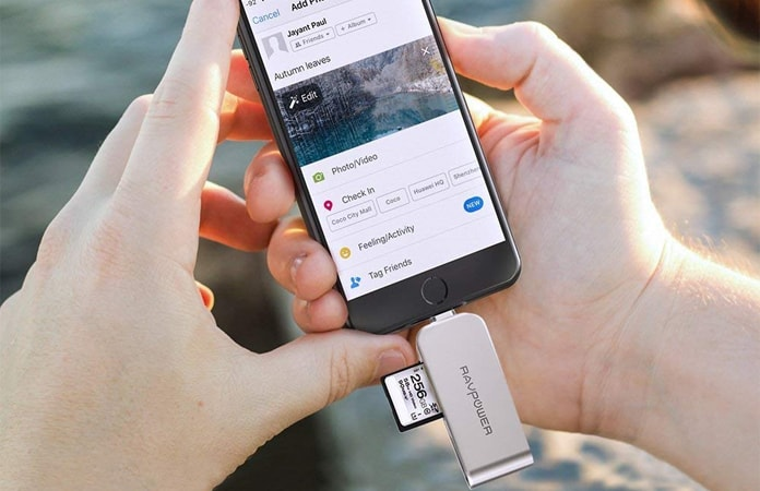 sd card reader for android phone
