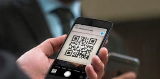 scan qr codes in ios 12