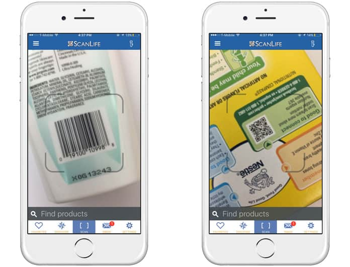 barcode scanner app android