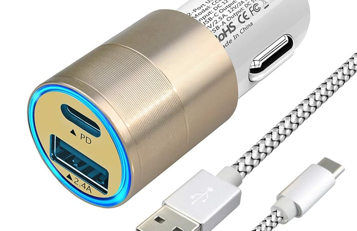 best car chargers for ipad