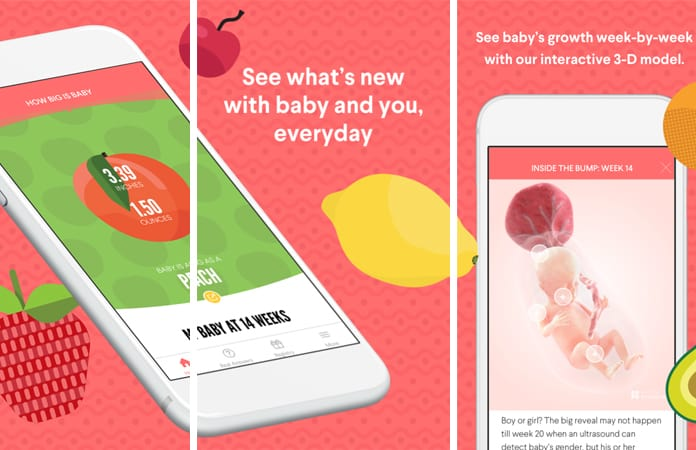 best pregnancy app for iphone