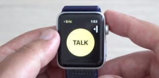 use walkie talkie on apple watch