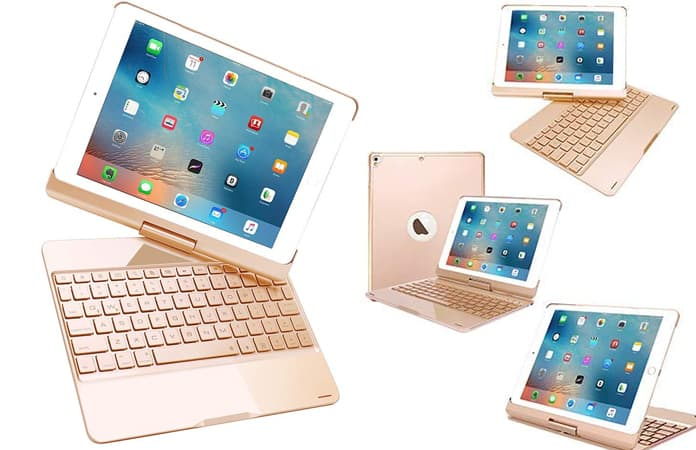 10 best ipad pro keyboard cases to buy in 2018. Black Bedroom Furniture Sets. Home Design Ideas