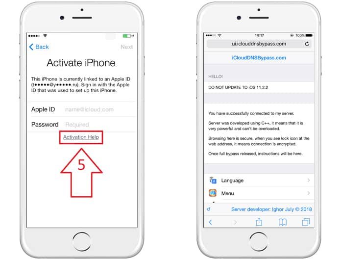iCloud DNS Bypass Method for iPhone & iPad [June 2019]