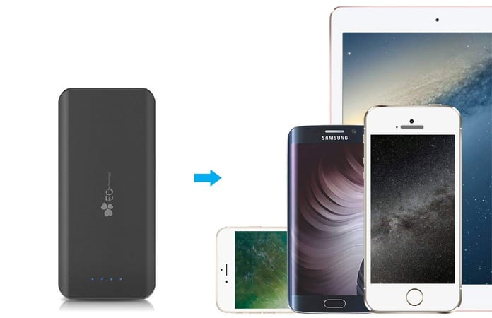 fast charging power bank for iphone