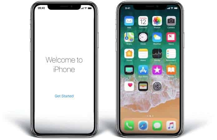 unlock iphone x active on another account
