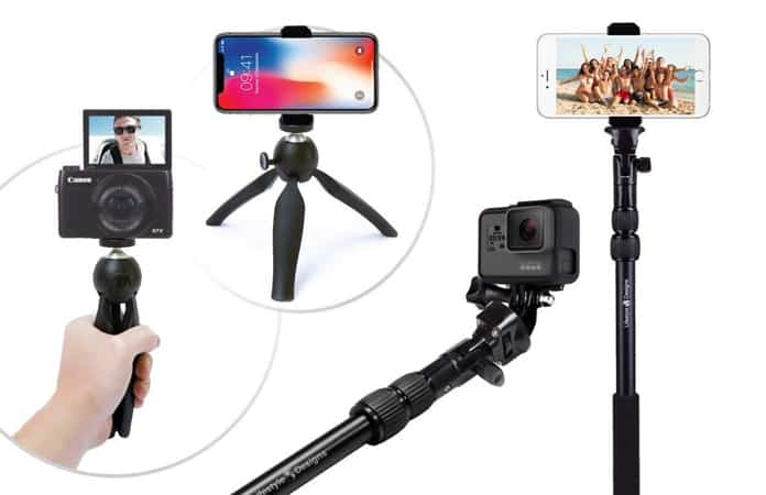 newest 304f2 7ed74 10 Best iPhone X Camera Accessories to Buy in 2018