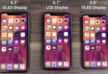 iphone xs 2018