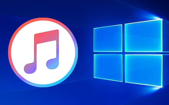 download itunes on windows 10