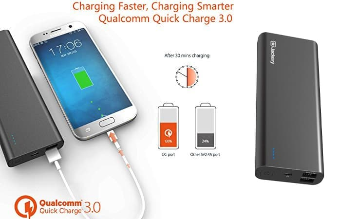 best quick charge power banks