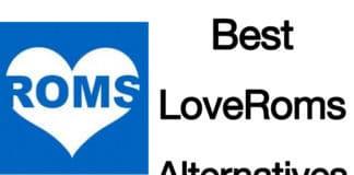 loveroms alternatives
