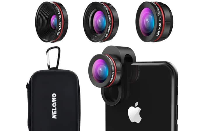 best iphone x camera accessories
