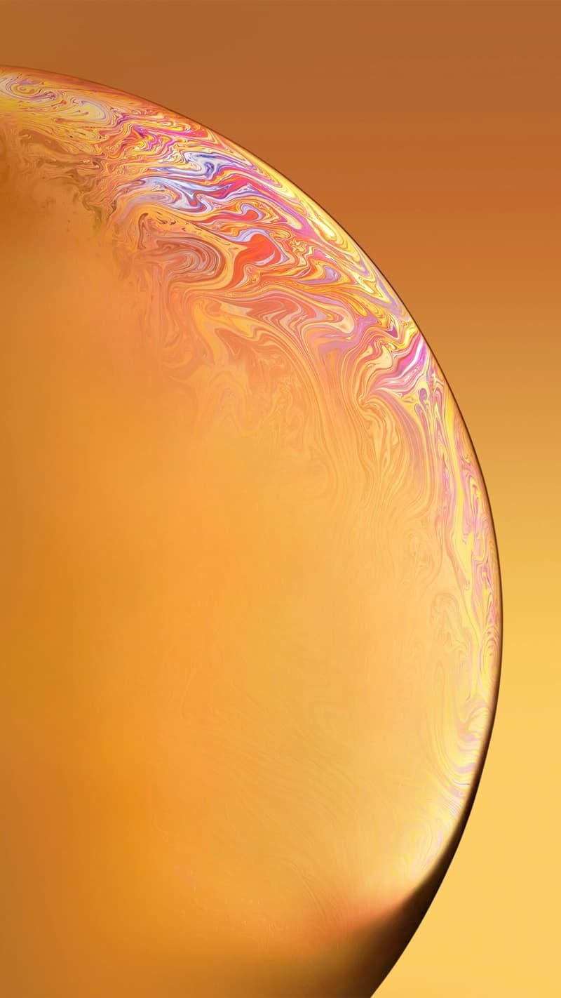 stock iphone xr wallpaper