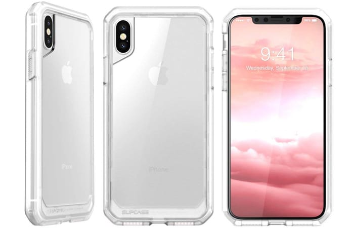 best clear cases for iphone xs