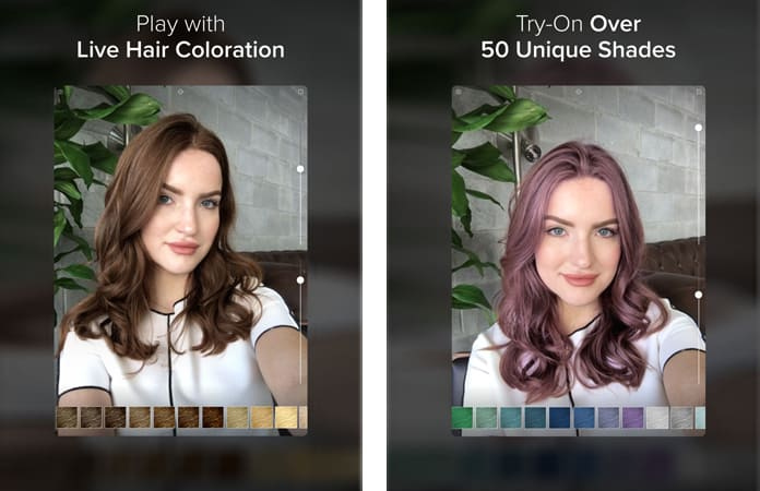 free makeup apps for android