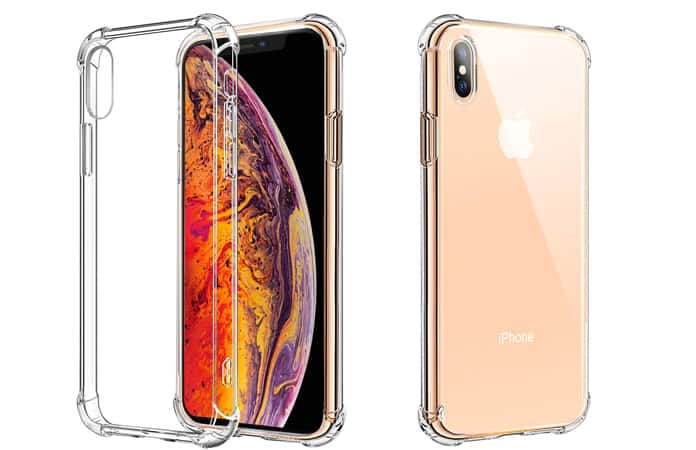 clear case for iphone xs