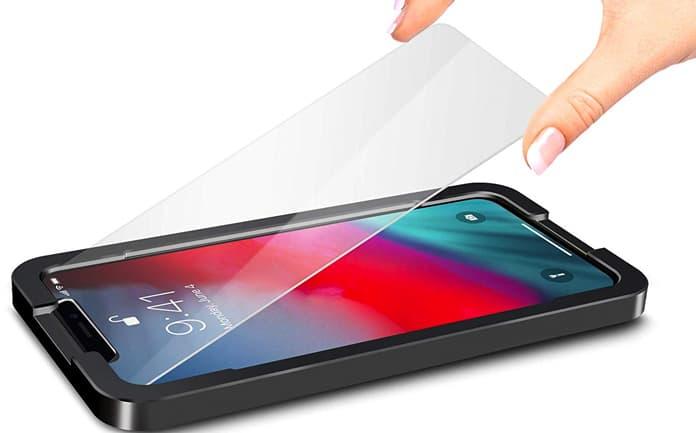 iphone xs max screen shield