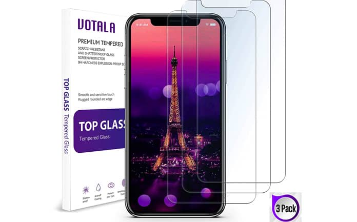 3d screen protector for iphone xs max