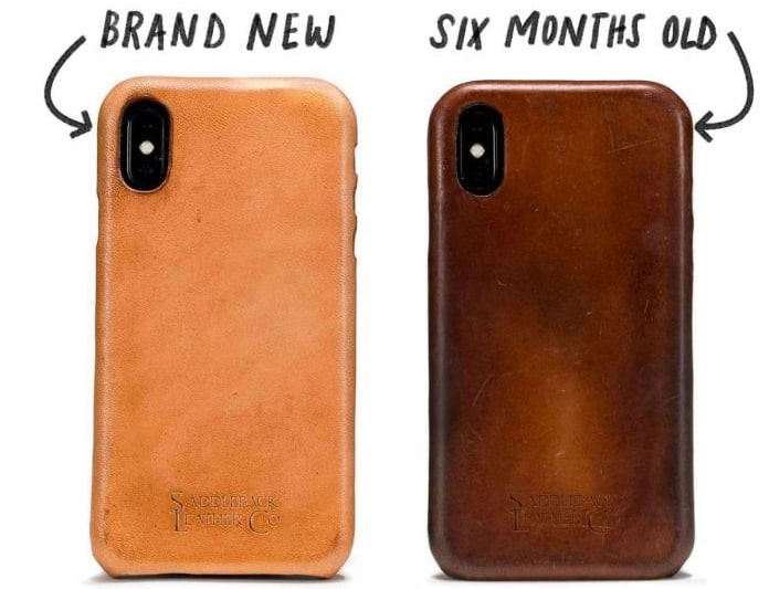 best leather case for iphone xs