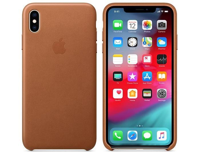 original iphone xs max leather case