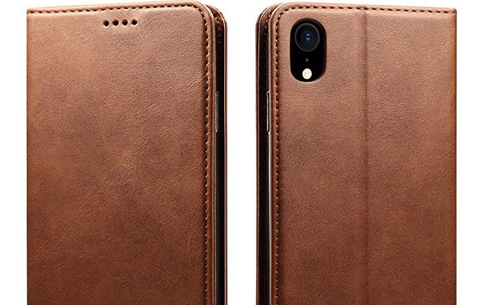 leather case for iphone xs