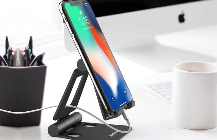 best portable iphone xr stand