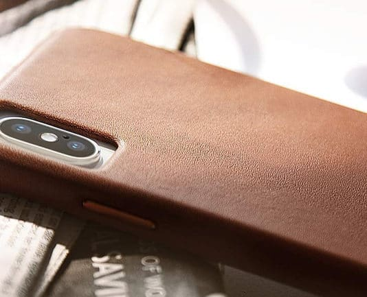 leather cases for iphone xs max